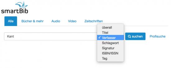 smartBib_Suche_Kategorien