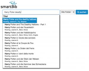 smartBib_Suche_Linguistik_Potter